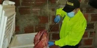 Carne descompuesta en Colombia - Carne descompuesta en Colombia