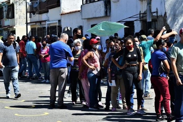 352 contagios de COVID 19 en Venezuela -352 contagios de COVID 19 en Venezuela