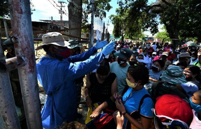 Reporte del coronavirus en Venezuela - Reporte del coronavirus en Venezuela