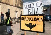 """Barrio la luz protestan """"dracucloacas"""" - Barrio la luz protestan """"dracucloacas"""""""