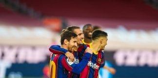 Messi Barcelona Betis