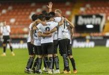 Real Madrid goleado Valencia