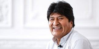 Evo Morales regresa a Bolivia