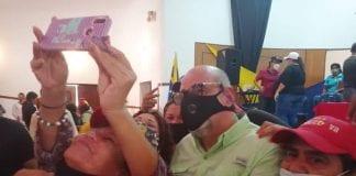 Francisco Ameliach elecciones parlamentarias lara - N24c