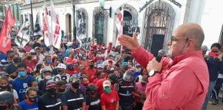 Francisco Ameliach en Barquisimeto - N24C