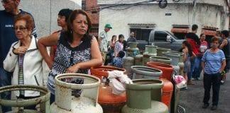Crisis del gas en Carabobo - Crisis del gas en Carabobo
