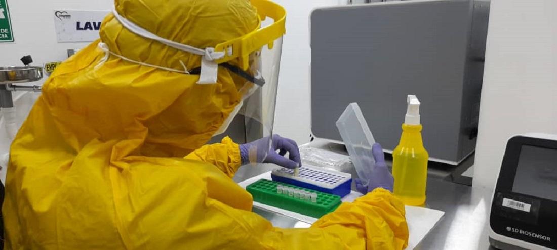 """laboratorio de Biología Molecular """"Bicentenario""""  - laboratorio de Biología Molecular """"Bicentenario"""""""