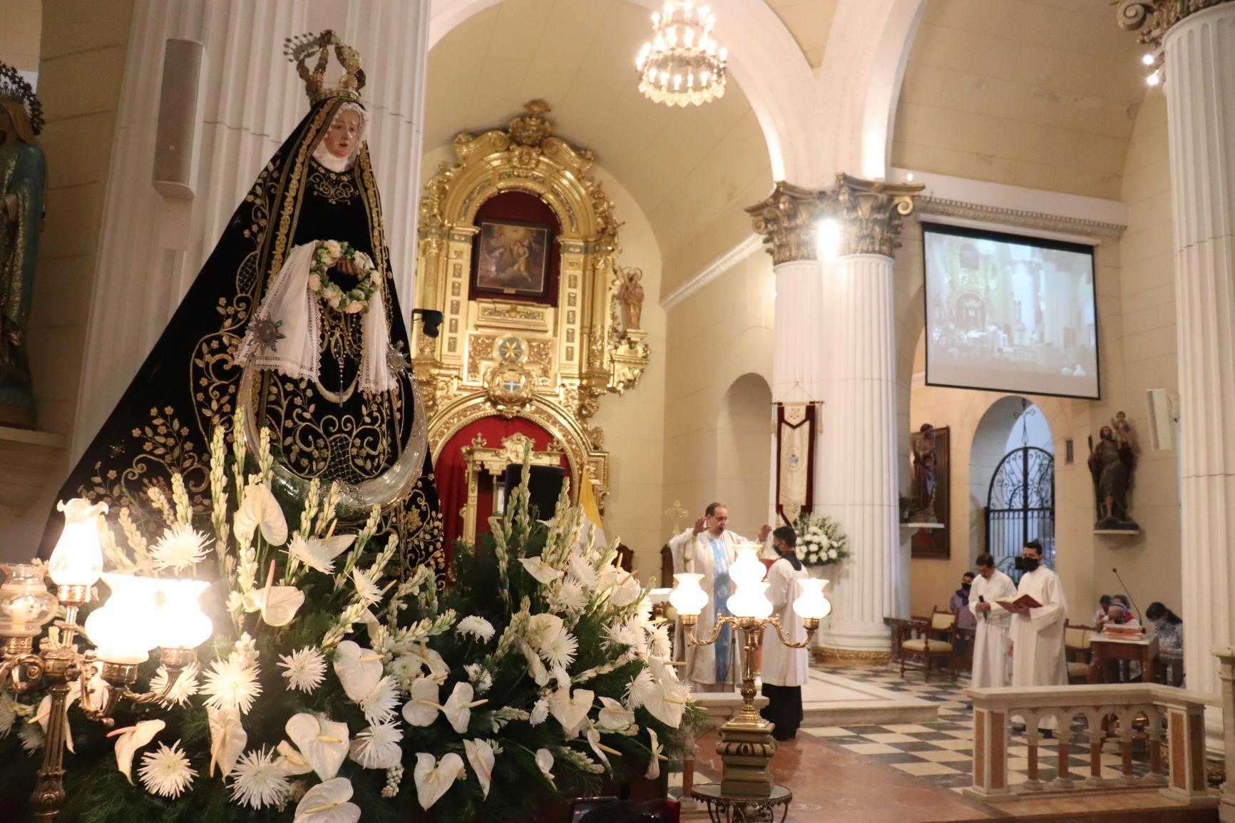 Festividades en honor a la Virgen del Socorro