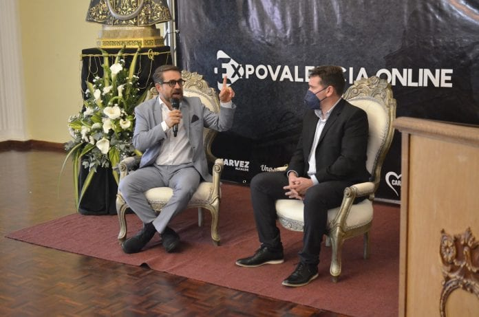 Lacava inauguró ExpoValencia Online 2020