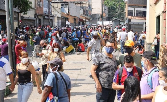 393 casos covid-19 Venezuela