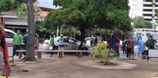 Lanzan granada a comercio en Maracaibo