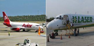 Laser Airlines reanuda vuelos