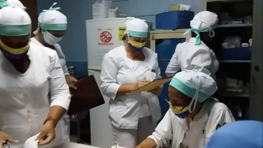 médicos fallecidos por COVID-19 en Venezuela