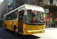 venezolana arrollada autobús chile