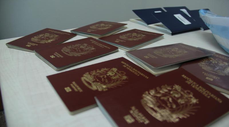 proceso de impresión de pasaportes y prórrogas