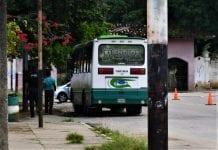 Secuestro de camioneta de pasajeros - Secuestro de camioneta de pasajeros
