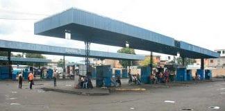 Terminal de pasajeros en Maracay - Terminal de pasajeros en Maracay