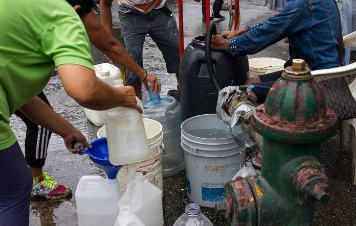 Carabobo sin gotas de agua - Carabobo sin gotas de agua