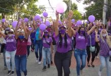Gran Caminata Violeta - N24C