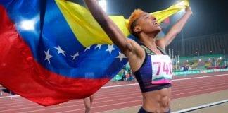Yulimar Rojas Atleta del año - noticias24 carabobo