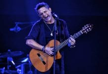 Alejandro Sanz ofrecerá concierto