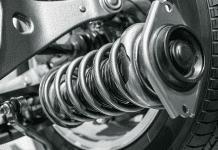 Amortiguadores para el carro - Amortiguadores para el carro