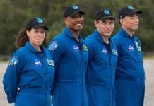 SpaceX enviará a cuatro astronautas