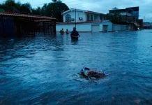 Lluvias estragos sectores Barquisimeto - Lluvias estragos sectores Barquisimeto