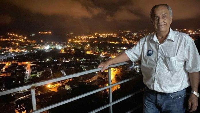 político brasileño murió durante una entrevista