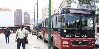 Caracas transporte público