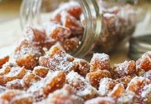 caramelos de coco caseros - caramelos de coco caseros