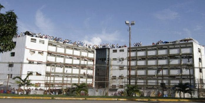 motín cárcel de Yare I