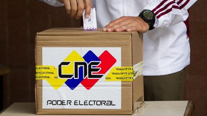 centros de votación reubicados