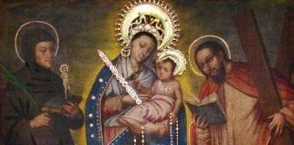 Virgen de La Chinita - Virgen de La Chinita