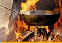 Cocinar con leña – cocinar con leña