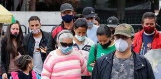 Colombia extendió estado de emergencia - Colombia extendió estado de emergencia