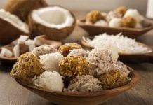 Conservas de coco