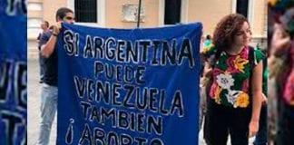 legalizar el aborto en Venezuela - legalizar el aborto en Venezuela