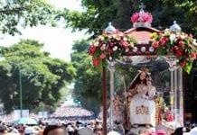 Procesión de la Divina Pastora