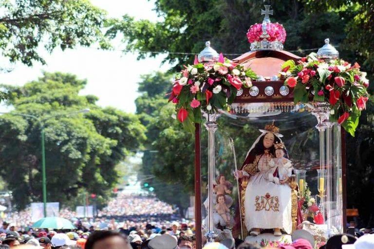 ¿Suspenden procesión de la Divina Pastora? Esto dijo la Arquidiócesis de Barquisimeto
