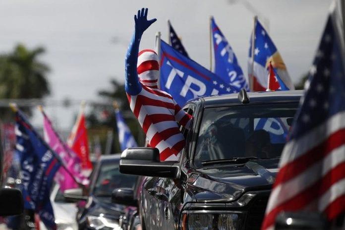 Elecciones 2020 en Estados Unidos - Elecciones 2020 en Estados Unidos