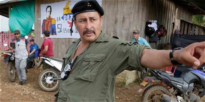 Abatido «El loco Iván», jefe disidente de las FARC tras enfrentamiento en Bolívar