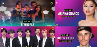 People's Choice Awards 2020
