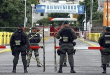Colombia mantendrá cerrada frontera con Venezuela - Colombia mantendrá cerrada frontera con Venezuela