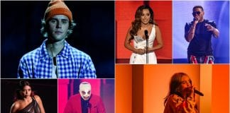 ganadores de los American Music Awards 2020