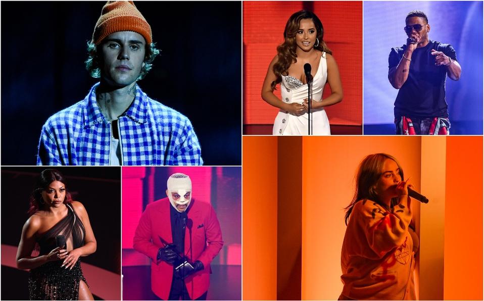 ganadores de los American Music Awards 2020