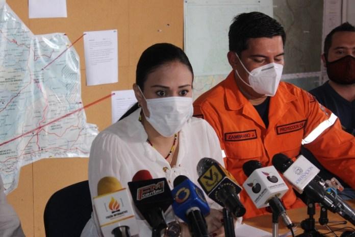 Gobernadora del Táchira