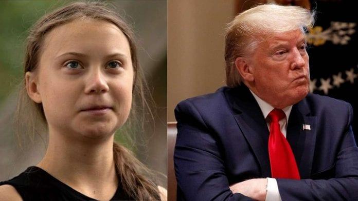 Greta Thunberg consejo a Donald Trump