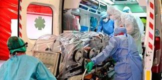 hospitales en Italia colapso - hospitales en Italia colapso