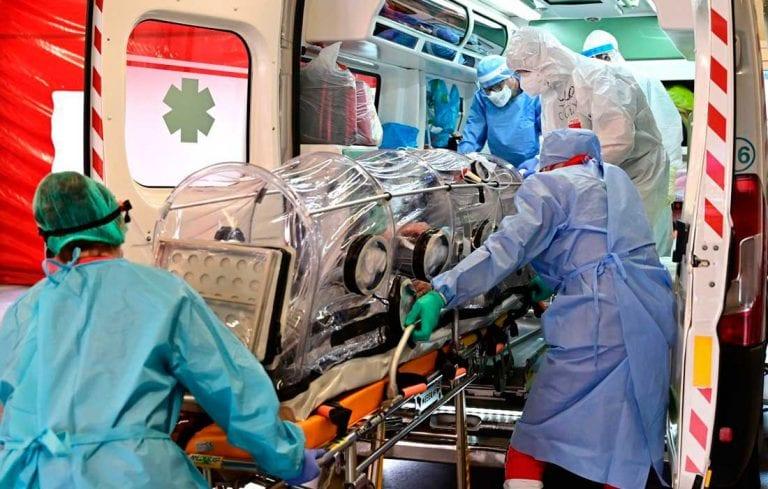 Alertan que hospitales en Italia están al borde del colapso